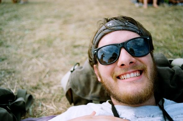 Andrew! Kodak Portra 400