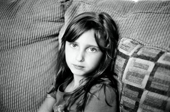 My sister, Kodak Tri-X 400