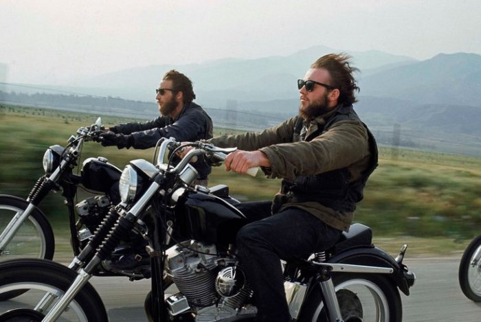 Hell's Angels 1965 Bill Ray for Life Magazine