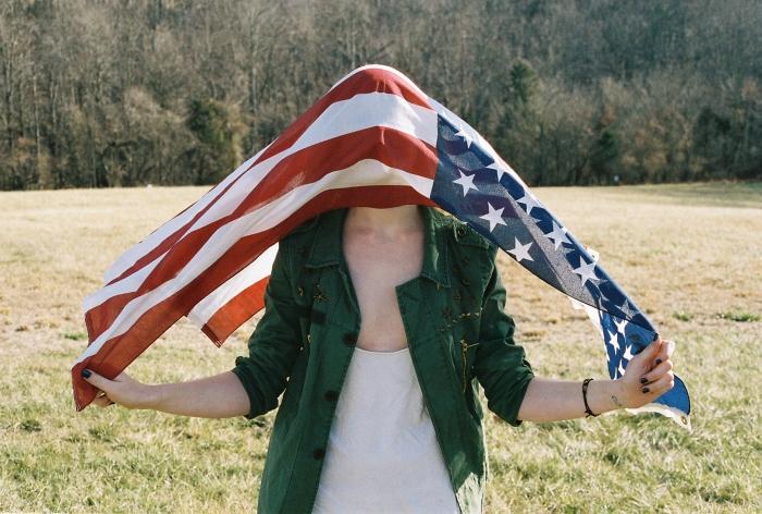 Olivia loves America