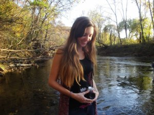 Cassie Paton, photo courtesy of McKenzie Goetz