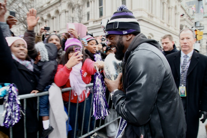Ed Reed and the Lombardi