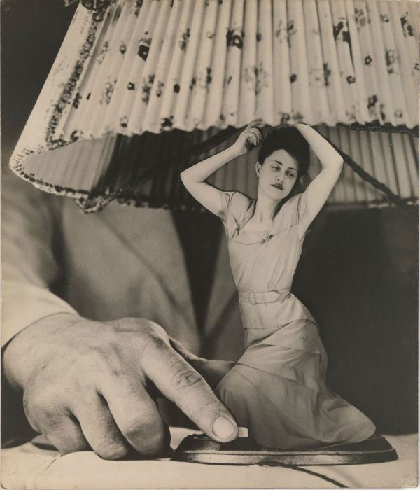 Grete Stern (Argentinian, born Germany, 1904-1999), Sueño No. 1: Articulos eléctricos para el hogar, Dream No. 1: Electrical Appliances for the Home, 1948. Gelatin silver print; The Metropolitan Museum of Art