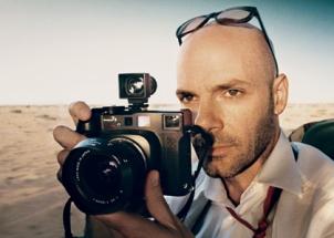 Norman Jean Roy, film photographer.