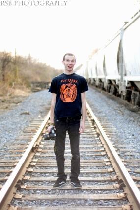 photographer Kevin Grall, photo courtesy of Ryan Burkett