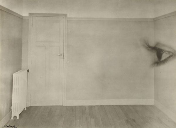 Maurice Tabard (French, 1897–1984), Room with Eye, 1930. Gelatin silver print, The Metropolitan Museum of Art, The Elisha Whittelsey Collection, The Elisha Whittelsey Fund, 1962