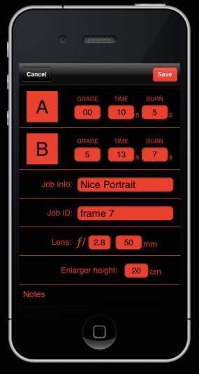 Darktimer Screenshot