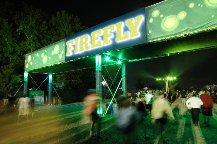 Firefly Entrance