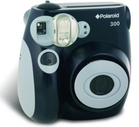 The one I have, the Polaroid 300 in black.