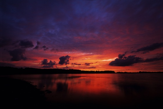 Fuji Velvia 50, photo courtesy of Kevin Grall.