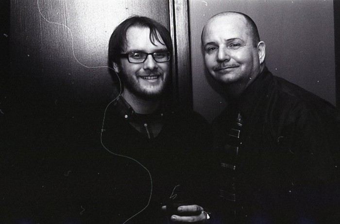 Mi padre and Andrew