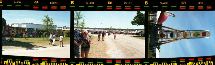 Bonnaroo 2013, Fuji Superia