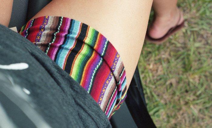 Mamie Ruth shorts