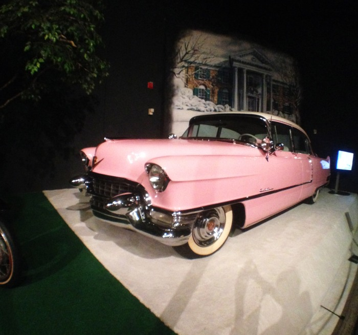 Pink Caddy