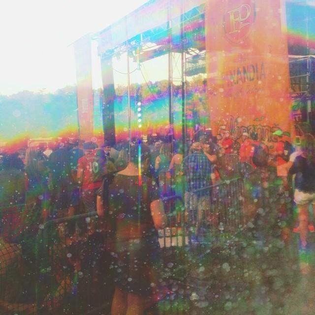 Silopanna Festival in Annapolis - Through 3D Glasses