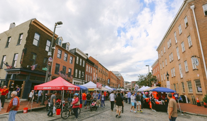 Fells Point Fest for Baltimore Sun 2014