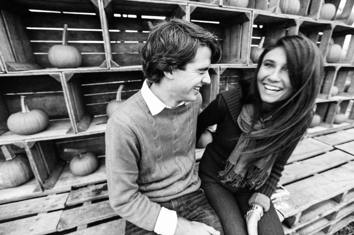 Allison and her boyfriend Ian