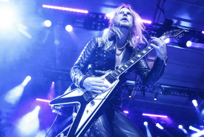 Judas Priest for The Baltimore Sun 2014