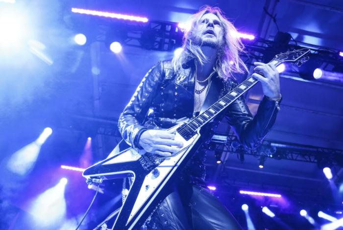 Judas Priest for The Baltimore Sun 2014
