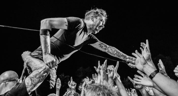 Rise Against for The Baltimore Sun 2014