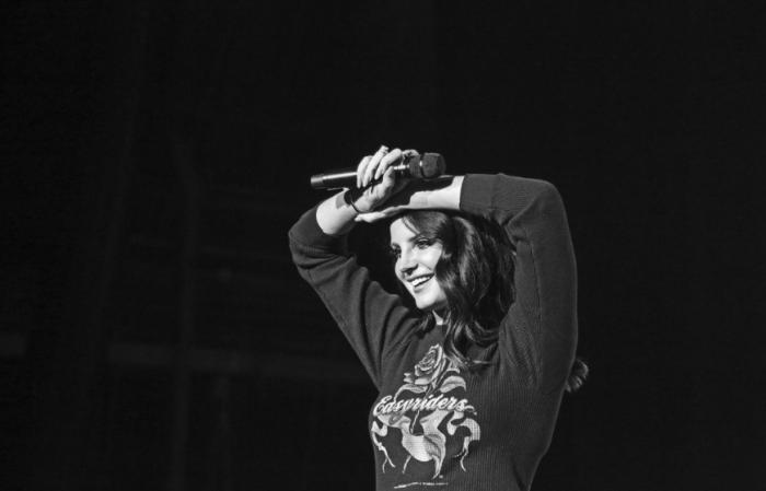 Lana Del Ray for The Baltimore Sun 2014